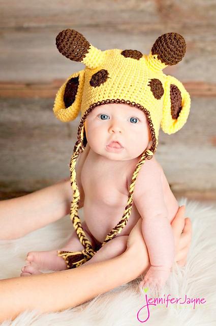 Ravelry Giraffe Hat Pattern By Jennyandteddy