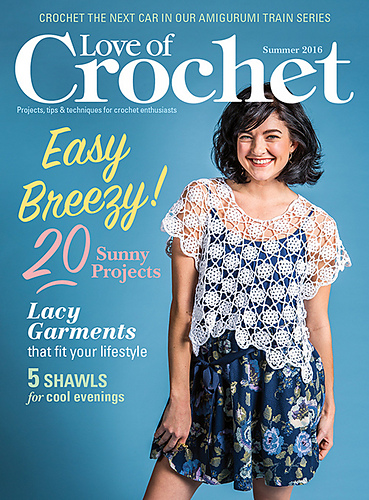Ravelry Love Of Crochet Summer 2016 Patterns