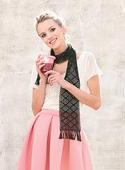 Diamond_filet_scarf_crochet_pattern_small