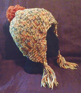 Ravelry Super Easy Earflap Hat Mitts Pattern By Nikki Ross Patterson