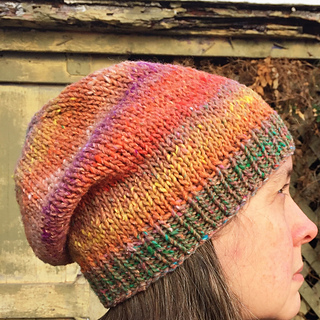 d4c49cf0121 Ravelry  Very Basic Bulky Ear-flap Hat pattern by Anne Carroll Gilmour