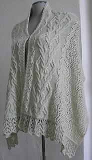 Cedardale pattern by Annie Maloney