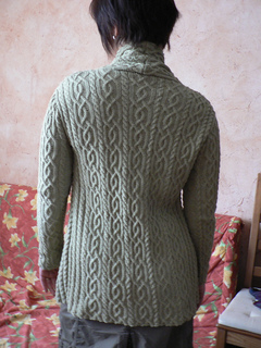 bc07e44ad Ravelry  Cabled Jacket pattern by Debbie Bliss