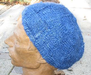 Ravelry  Entrelac Hat pattern by Nancy Hand 1fc7ea96800