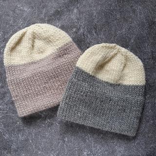 Ravelry Double Brim Hat Knit Hat Pom Pom Hat Pattern By