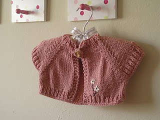 f3dc8d9ba Ravelry  Quick Knit Baby Shrug pattern by Natalie Haban