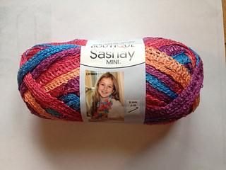 Ravelry: Red Heart Boutique Sashay Mini Yarn