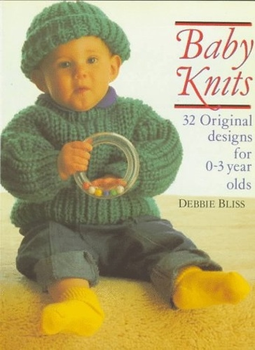 Ravelry Baby Knits 32 Original Designs For 0 3 Year Olds Patterns