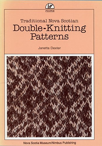 Ravelry Traditional Nova Scotian Double Knitting Patterns Patterns