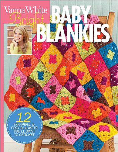Ravelry Crochet Circle Baby Blanket Pattern By Vanna White