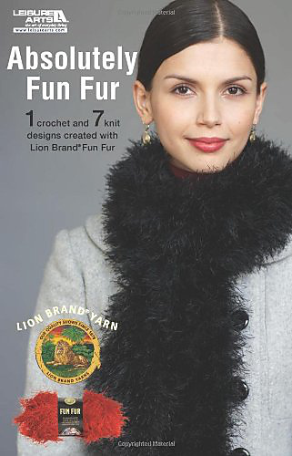 Ravelry Leisure Arts 75342 Absolutely Fun Fur Patterns