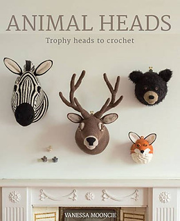 Ravelry Animal Heads Trophy Heads To Crochet Patterns