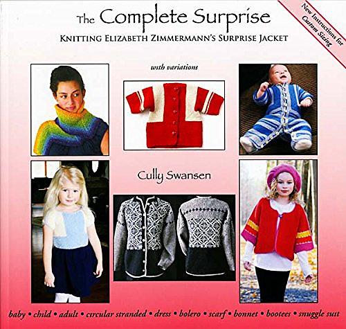 Ravelry Baby Surprise Jacket Pattern By Elizabeth Zimmermann