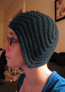 d5a40658342 Ravelry  Amelia Earhart Aviator Cap pattern by Flor