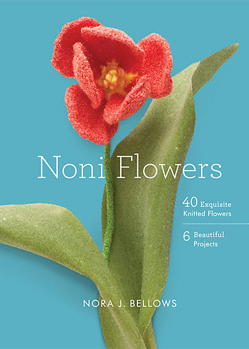 Ravelry Noni Flowers 40 Exquisite Knitted Flowers Patterns