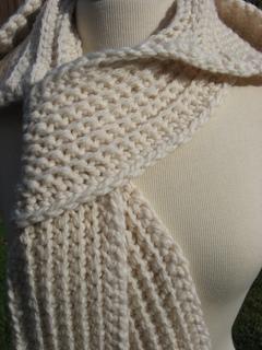 Ravelry Nordic Hooded Scarf Pattern By Deborah Devlin
