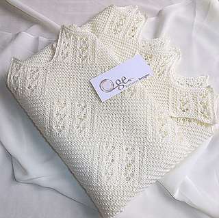 a590c167a15f Ravelry  Baby quick knit blanket pattern by OGE Knitwear Designs