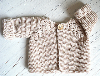 1a9e68df2 Ravelry  Norwegian Fir Top Down Cardigan pattern by OGE Knitwear Designs