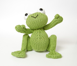 Ravelry Knitted Frog Prince Pattern By Oliver Boliver