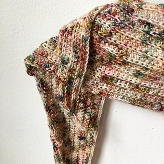 Ravelry Mesa Shawl Pattern By Melina Flynn