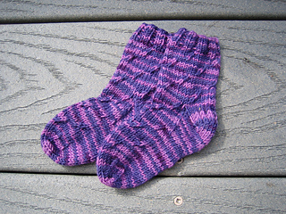 Ravelry Vogue Knitting On The Go Socks Two Patterns