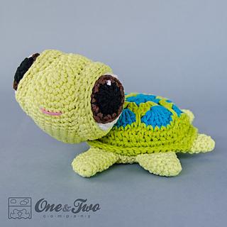 Ravelry bob the turtle amigurumi pattern by carolina guzman dt1010fo