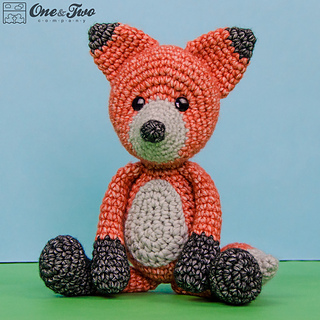 Fox Amigurumi Ravelry : Ravelry: Flynn the Fox Amigurumi pattern by Carolina Guzman