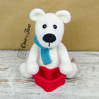 Ravelry parker the polar bear pattern by carolina guzman carolina guzman dt1010fo
