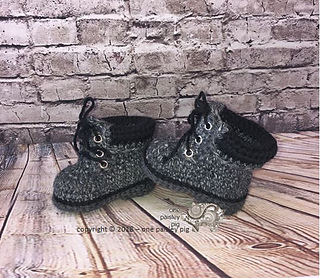 2f4b1f1ca0bf8 Timberland Baby Work Boots pattern by Paisley