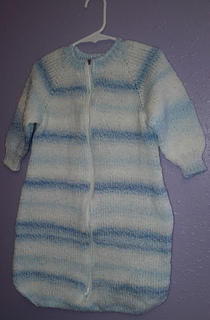 Ravelry Baby Sleep Sack Pattern By Susan Gressman
