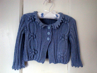 Ravelry Design B Bobble And Cable Jacket Pattern By