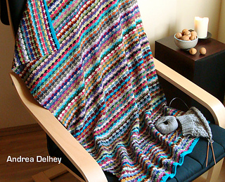 Ravelry Show Off Your Colors Pattern By Andrea Delhey
