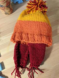 a1b5a39a2a4 Ravelry  Cunning Jayne Cobb Firefly Hat - adult sizes pattern by Anne  Heidemann