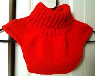 Ravelry Simple Neck Warmer Pattern By Barbara Larrue