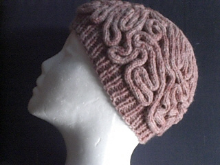 Ravelry brain hat pattern by alana noritake for Brain hat template
