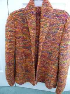 39e38aae8f95d Ravelry  Red Hot Sweater Jacket pattern by Mari Lynn Patrick