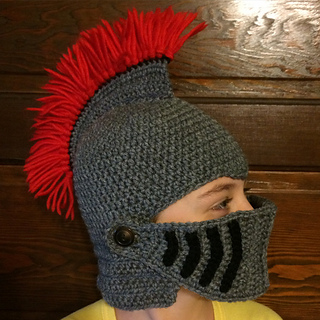 Ravelry  Roman Helmet e0f35853a1a
