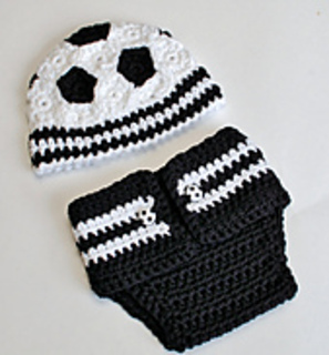 d36b276aaec patterns   Petals to Picots Ravelry Store.   Newborn Soccer Hat ...