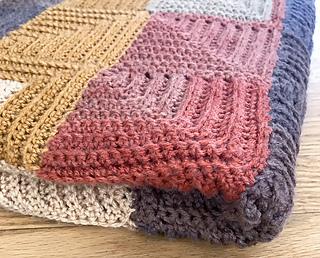 Mandala Yarn Crochet Patterns Free Blanket