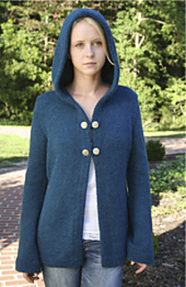 ee82a3494 Ravelry   101 Classic Hoodie Jacket pattern by Phoenix Bess