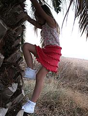 Strikkeoppskrift_sommerrysjeskjort1_small