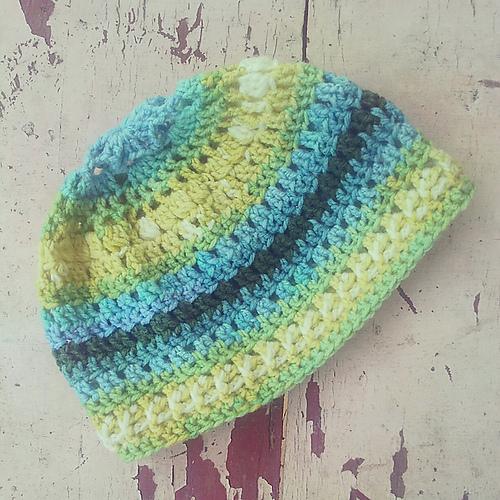 Ravelry Kopiah Tokmatclan Kufi Hat Pattern By Lina Ar