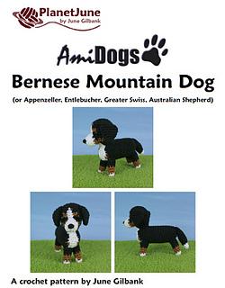 Bernese Mountain Dog Size Chart