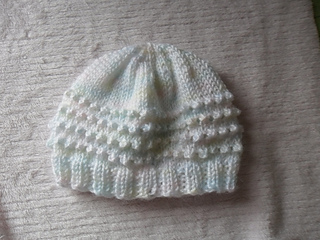a5ef33dc383 Ravelry  Just My Size Baby Jiffy Preemie Hats pattern by Cathy Waldie