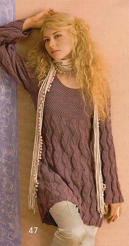 ec75b40fcc2 Ravelry  Diana Pletená móda pro ženy č. 15 - patterns