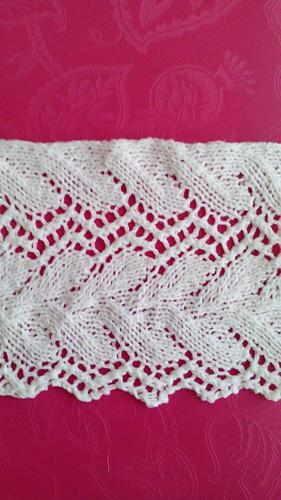 Ravelry Lace Collar Pattern No 5 Pattern By Am