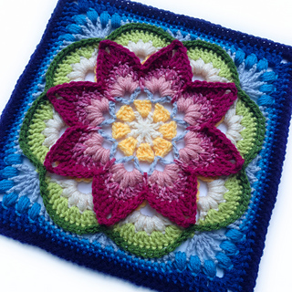 Ravelry Lotus Moon Pattern By Polly Plum