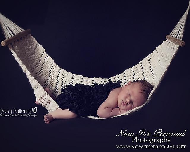 Ravelry Newborn Hammock Nest Sling Crochet Pattern 265 Pattern By