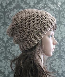 Ravelry textured slouchy hat crochet pattern 382 pattern by posh ravelry textured slouchy hat crochet pattern 382 pattern by posh patterns dt1010fo