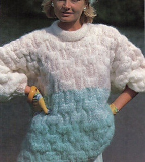 Sunbeam Knitting Patterns : Ravelry: Sunbeam Mohair Quilted Sweater pattern by Sunbeam Wools